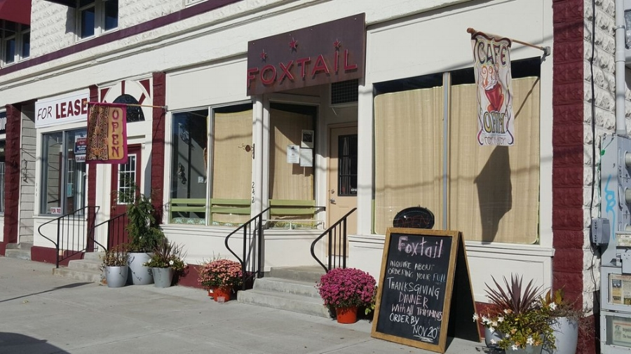 Foxtail Catering and Cafe